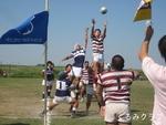 関東学生クラブ選手権VS明大MRC