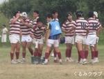 関東学生クラブ選手権 VS早大GW
