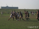 関東学生クラブ選手権 VS早大こんぷ