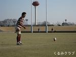 関東学生クラブ選手権 VS明大生田