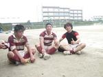 2011/07/02 学生対内戦 野川G