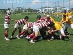 2011/07/10 学生1、2年 vs ぜんかいビアーズ(社会人チーム)