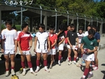 2011/09/18 選手権 vs 早大リスの会